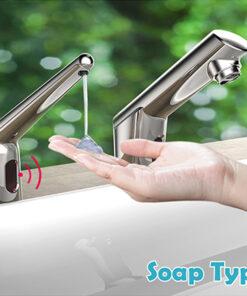 پمپ فوم دستشویی اتوماتیک مدل vsen3015