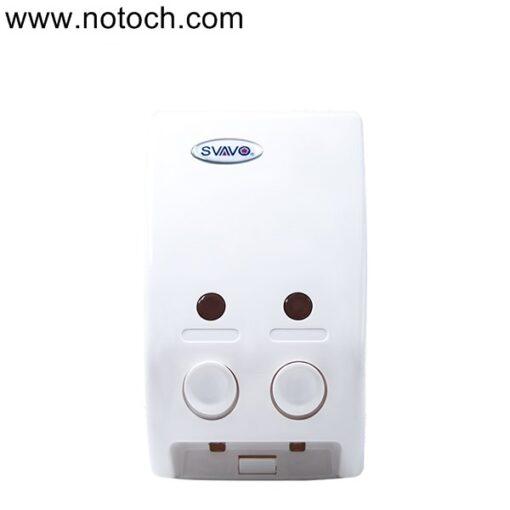 2 V 102 510x510 - مخزن مایع دستشویی ۲قلو اسواوو مدل V102