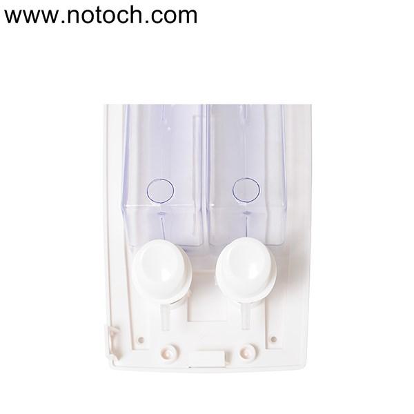 3 1 - مخزن مایع دستشویی ۲قلو اسواوو مدل V102