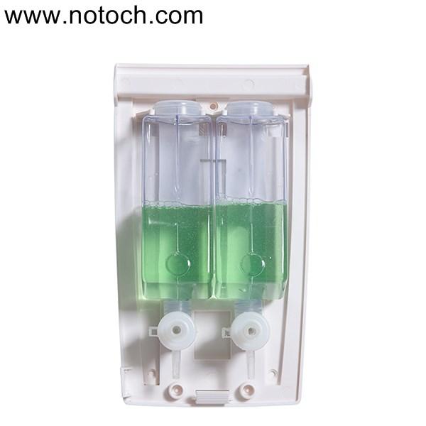 4 1 - مخزن مایع دستشویی ۲قلو اسواوو مدل V102